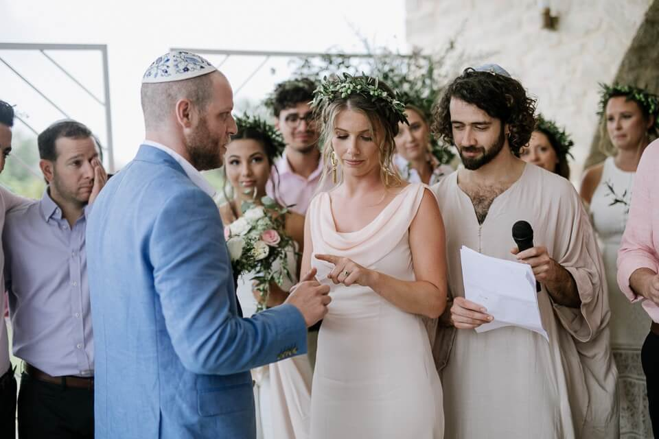 Sevasti & Josh - Jewish Greek Wedding in Crete Irini Koronaki Wedding Photography Photographer Crete Greece