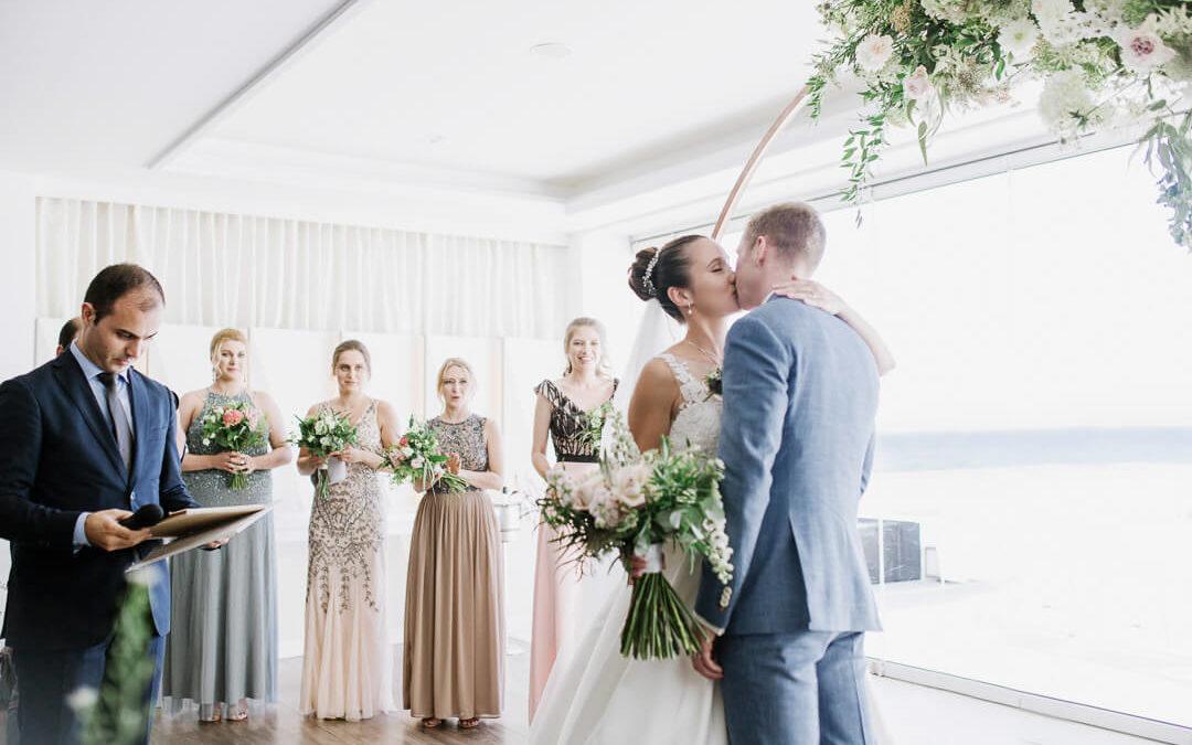 Robert & Tanya – Wedding in Crete