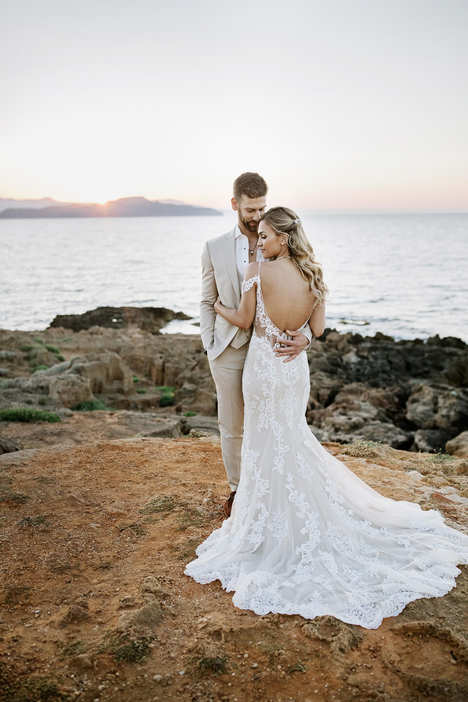 Irini Koronaki Photography Anna Johnny wedding in Greece Crete