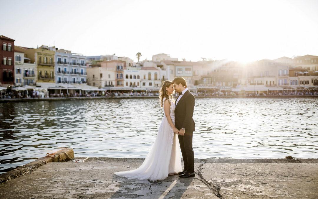 Artemis & Lefteris – Wedding in Greece