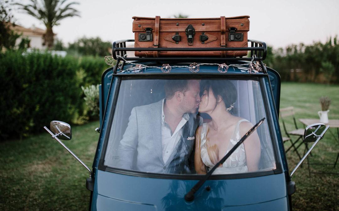 Kyle & Jea – Wedding in Greece