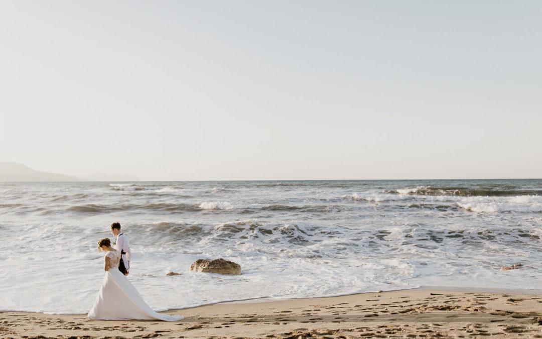 Andy & Elli – Wedding in Greece