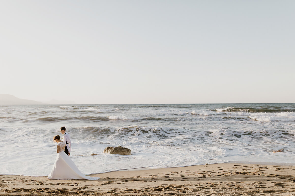 Andy & Elli Irini Koronaki Wedding Photography Crete Greece