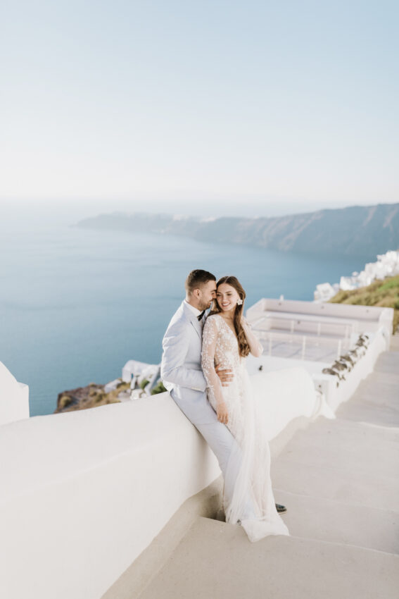 Wedding photographer in Greece